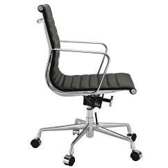 Eames Office Chair Replica Executive Accessories Aluminum Management Style Modterior