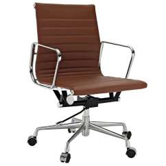 Eames Aluminum Management Chair Replica Pull Out Sleeper Office Style