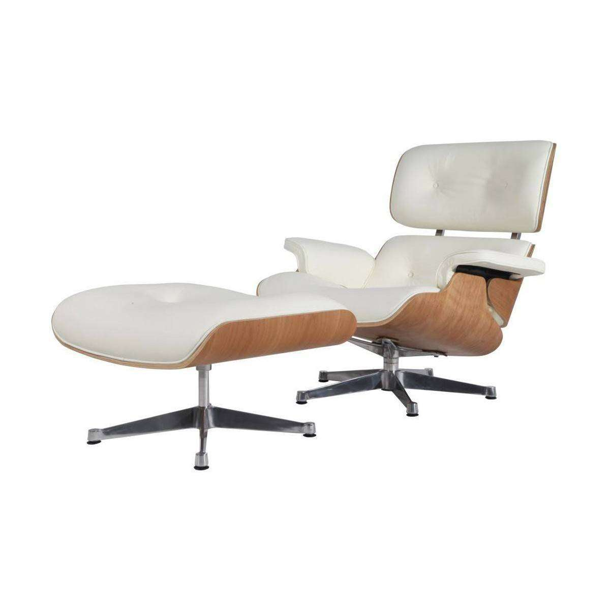 eames chair replica dining room captain chairs lounge ottoman modterior usa