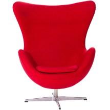 Arne Jacobsen Egg Chair - Wool