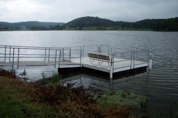 Dane County Fishing Dock