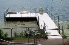 Municipal Fishing Dock