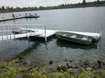 Arizona Floating Dock