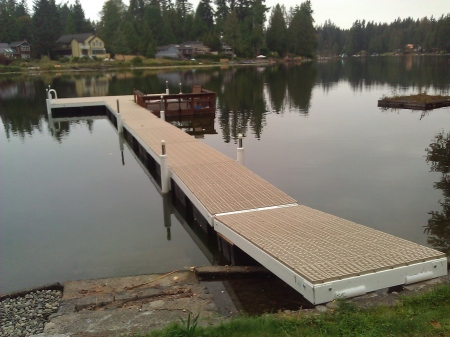 Washington State Floating Dock