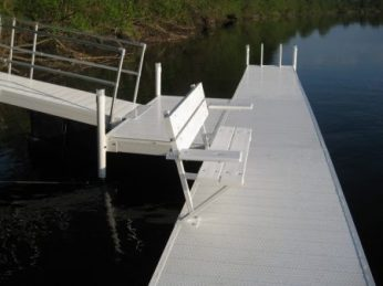 Campground Floating Dock