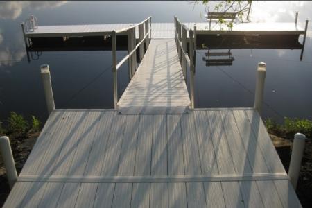 Mod U Dock Modular Boat Docks