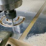 mecanizado de metales blandos