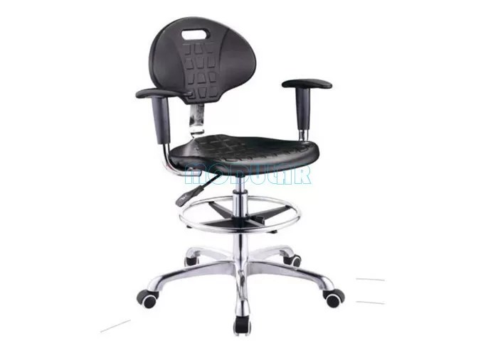 Physical Laboratory Clinix Dental Chair  Black Composite