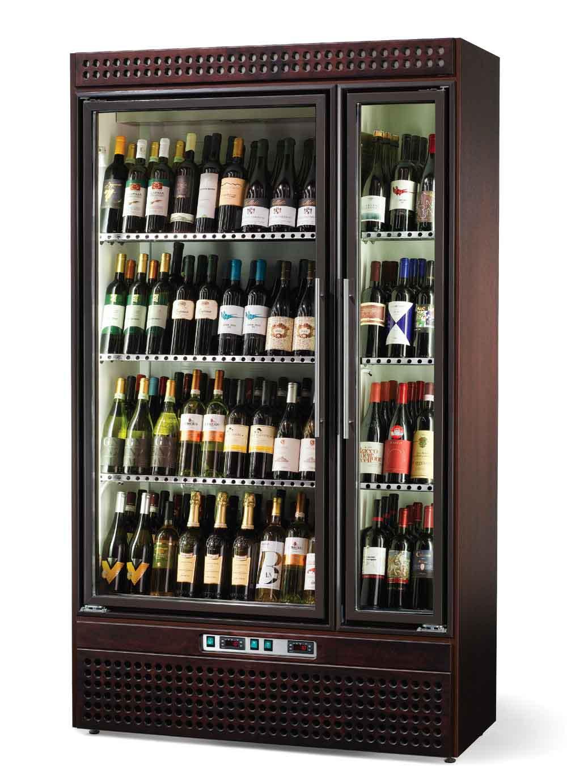 Refrigerated Cabinet  Wine range  WJ Kenyon modular