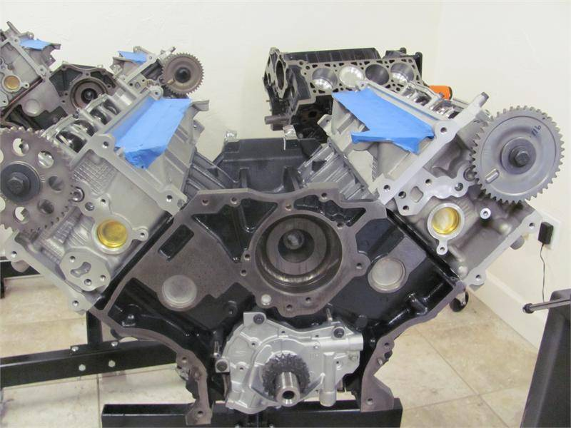 2012 Ford F 150 Engine Diagram Mhs Stage 2 4 6l 2v Long Block Package