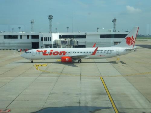 Thai Lion 737