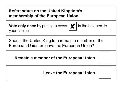The UK has voted to leave the EU