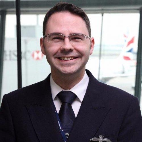 Interview with Joel Garabedian A320 First Officer at British Airways