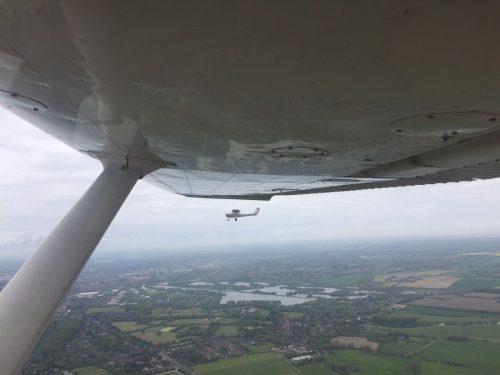 Air to Air C150