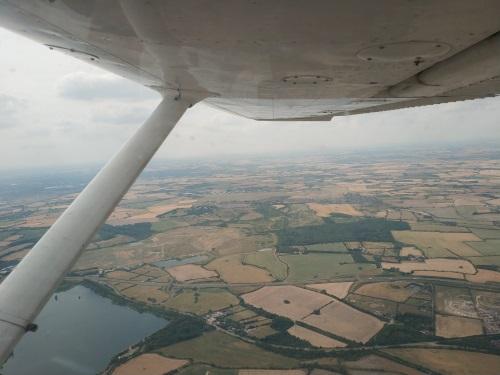 Local area flights