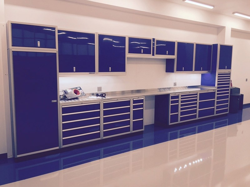 Gallery of Garage  Shop Aluminum Cabinets  Moduline