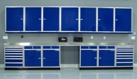 Gallery of Garage & Shop Aluminum Cabinets | Moduline - Part 5