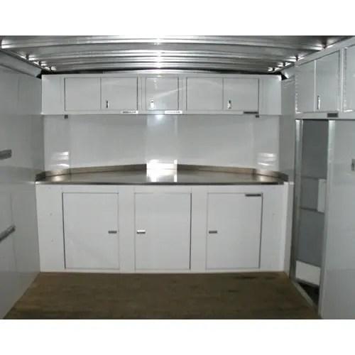 16 Series Aluminum Wall Cabinets  Moduline
