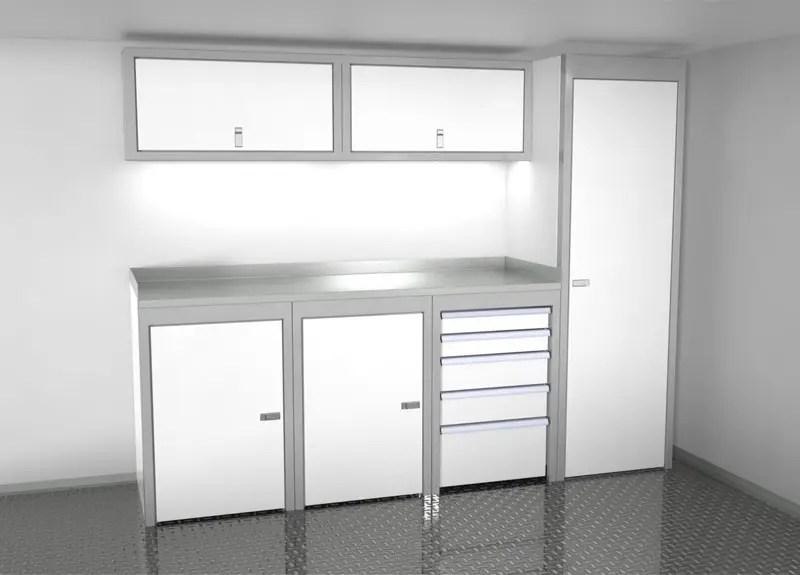 Aluminum Trailer Cabinets  Vehicle Storage  Moduline