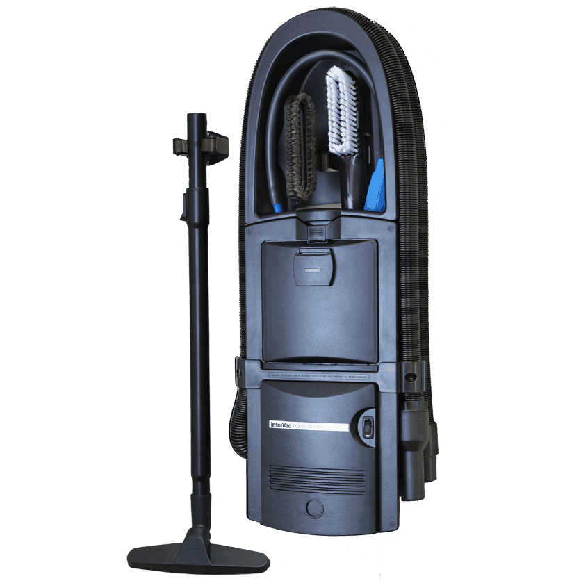 Garage Vacuum Cleaner with HEPA  Moduline Cabinets