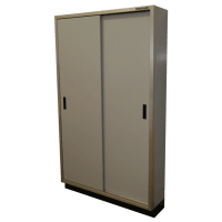 Aluminum Garage Sliding Door Cabinets