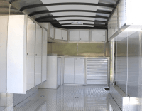 Trailer Storage Cabinets that Last and are Lightweight