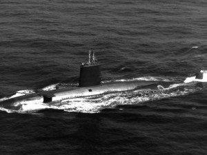 Valiant Class Submarine 1986