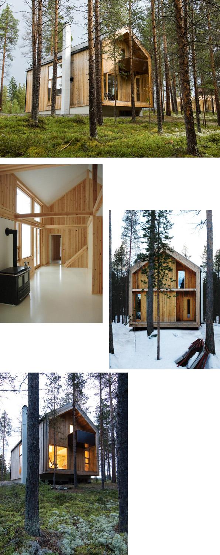 Gunnar's House Huus Og Heim Arkitektur