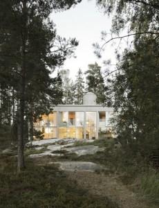 lake house casa vacaciones en el lago modus vivendi arquitectos arquitectura architects architecture
