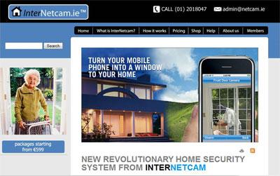 netcam.ie now live