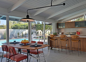 Palm Springs Vacation Rental Whispering Palms kitchen