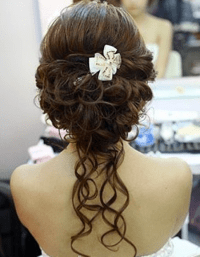 Hot On Pinterest Updo Wedding Hairstyles We Love | Short ...