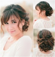 party elegant updo hairstyles