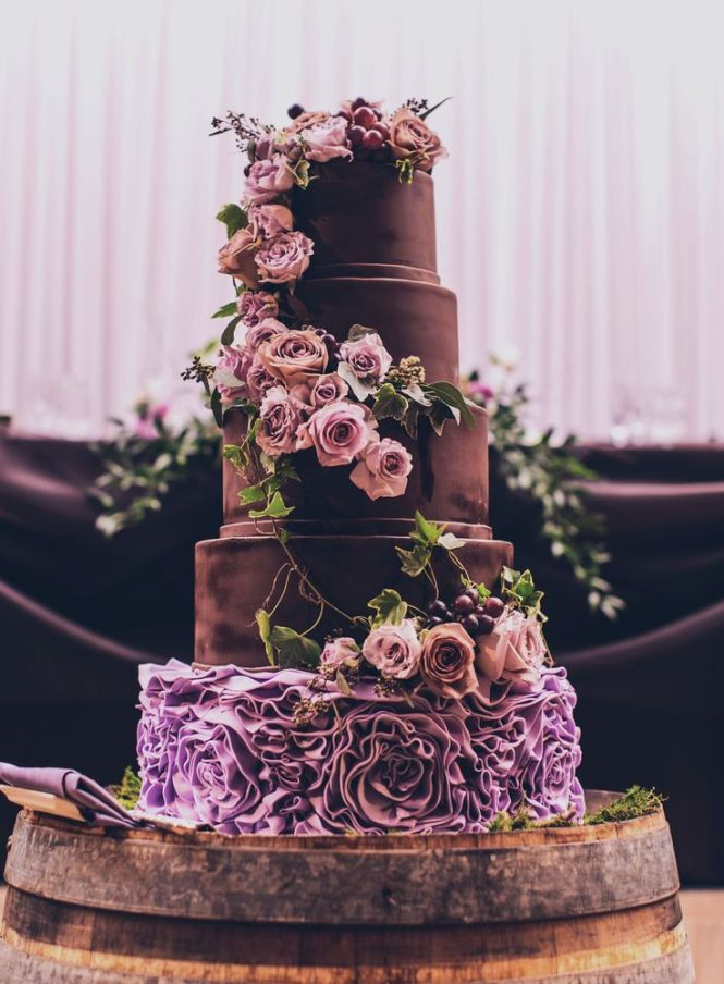 The Most Beautiful Wedding Cakes On With In World 15