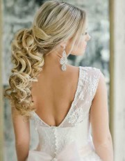 classy and elegant wedding hairstyles