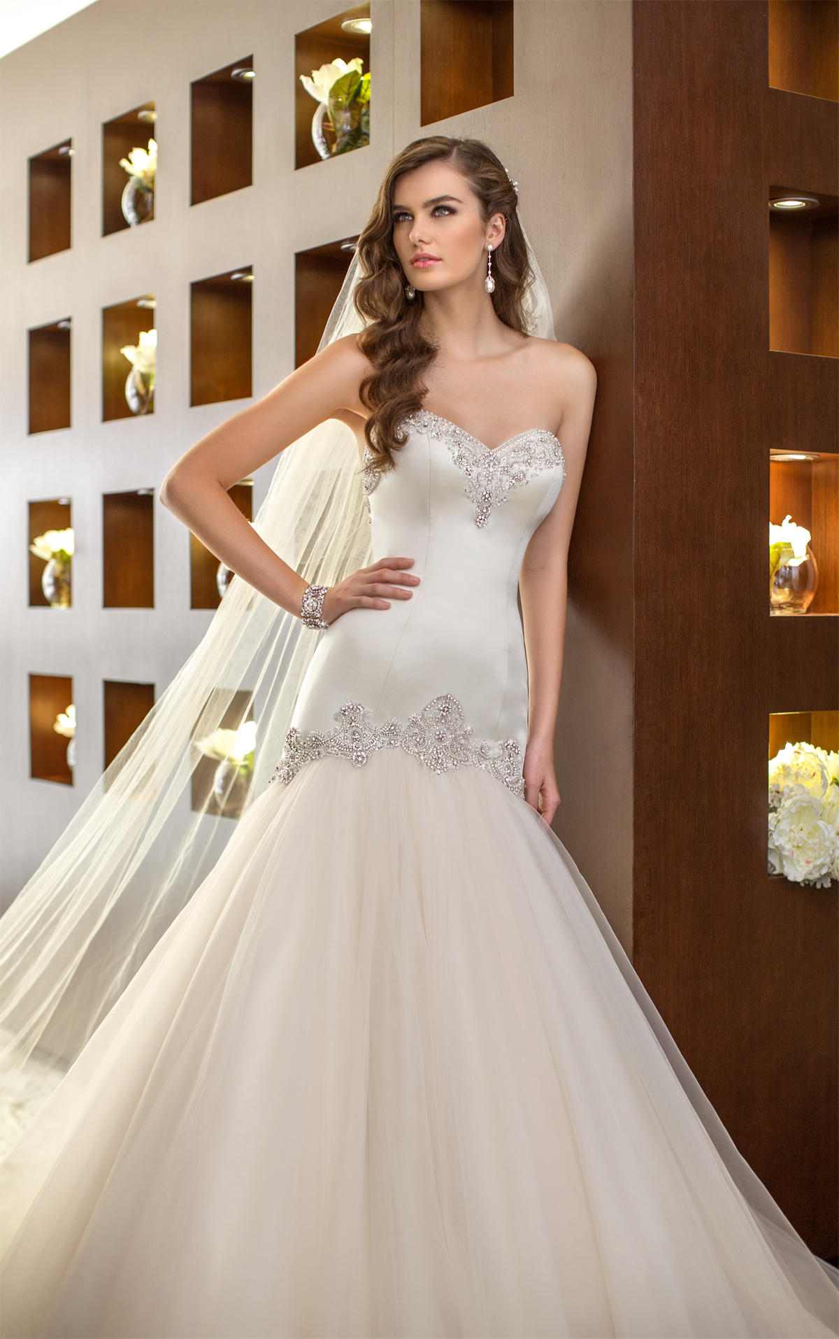 The Best Gowns from The Most InDemand Wedding Dress Designers  MODwedding
