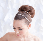 hot timeless wedding hairstyle