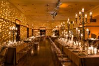 What can you use for wedding lighting