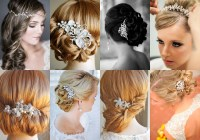 Vintage Inspired Wedding Hairstyles