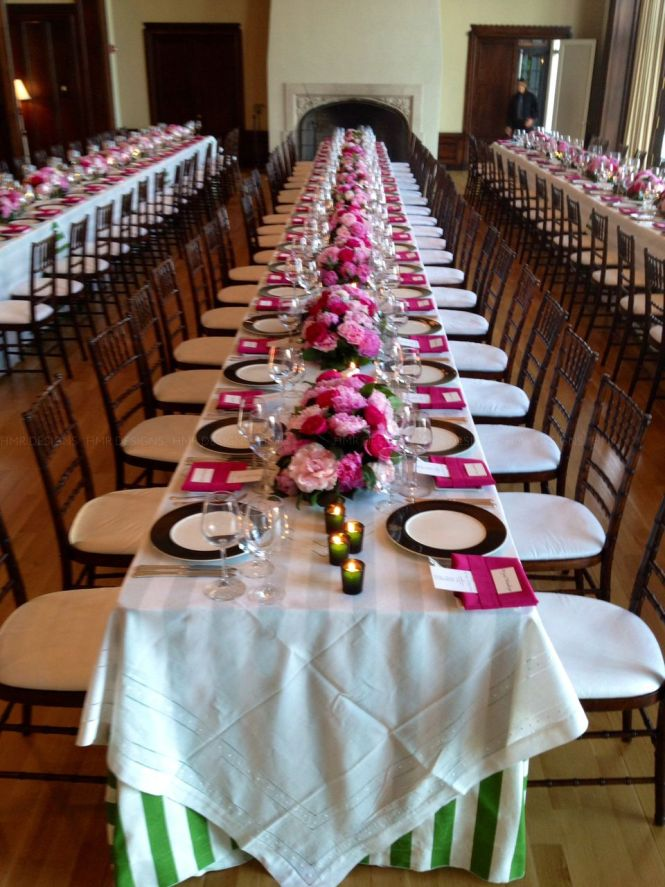 Wedding Reception Ideas 2 05192016 Long Tables