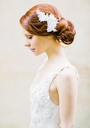 timeless wedding hair accessories