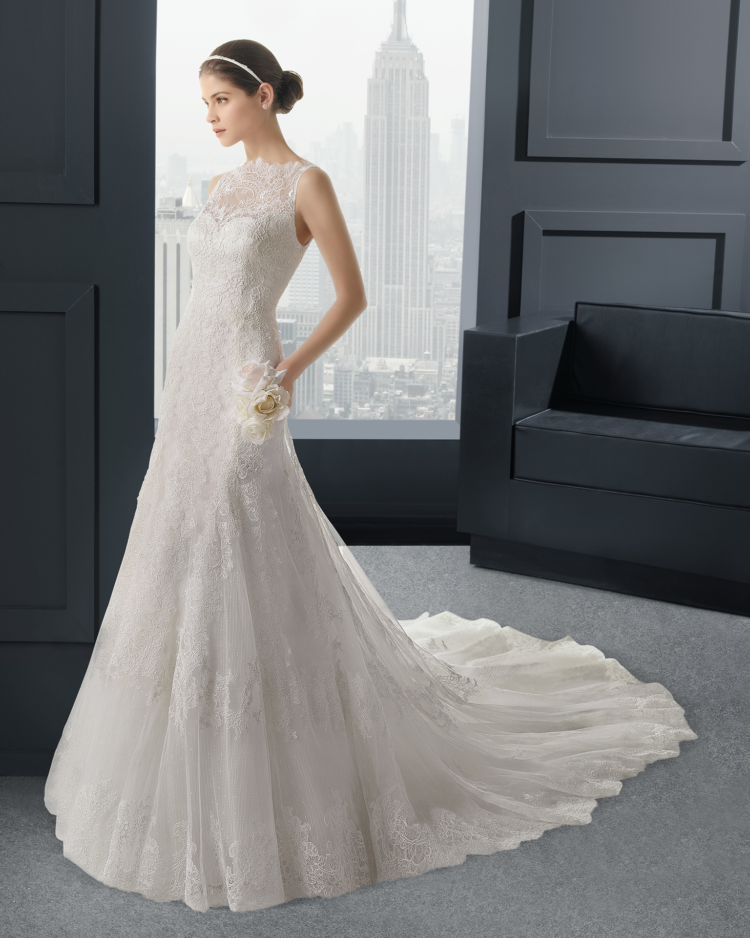 Two By Rosa Clara Wedding Dresses 2015 Collection MODwedding