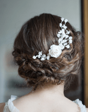 amazing wedding hairstyles - modwedding