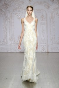Monique Lhuillier Wedding Dresses 2015 - MODwedding