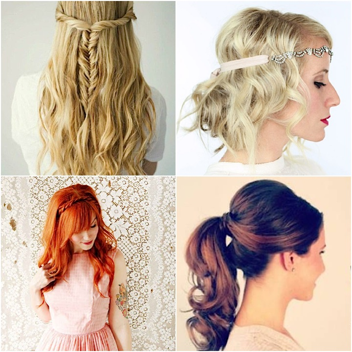 Easy To Do Hairstyles For Weddings
