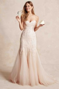 Monique Lhuillier Wedding Dresses 2015 Bliss Collection ...