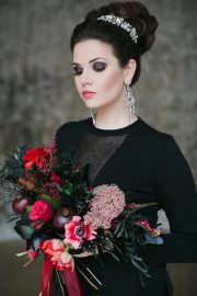 full glamour timeless wedding
