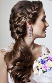 elegant updos and beautiful