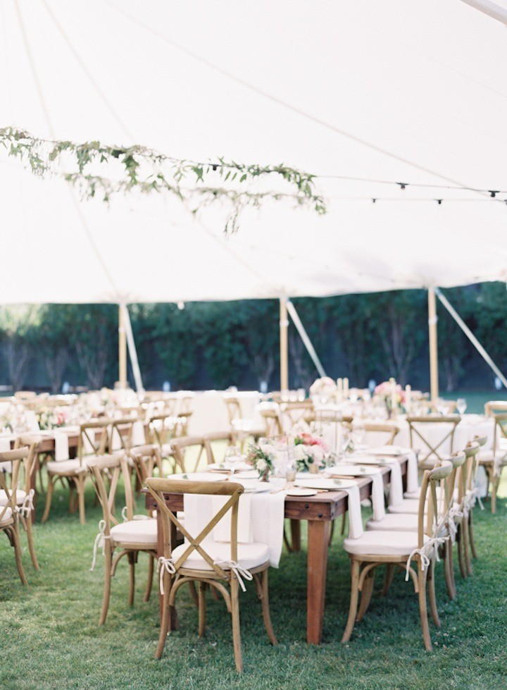 Simply Elegant California Wedding At Ojai Valley Inn
