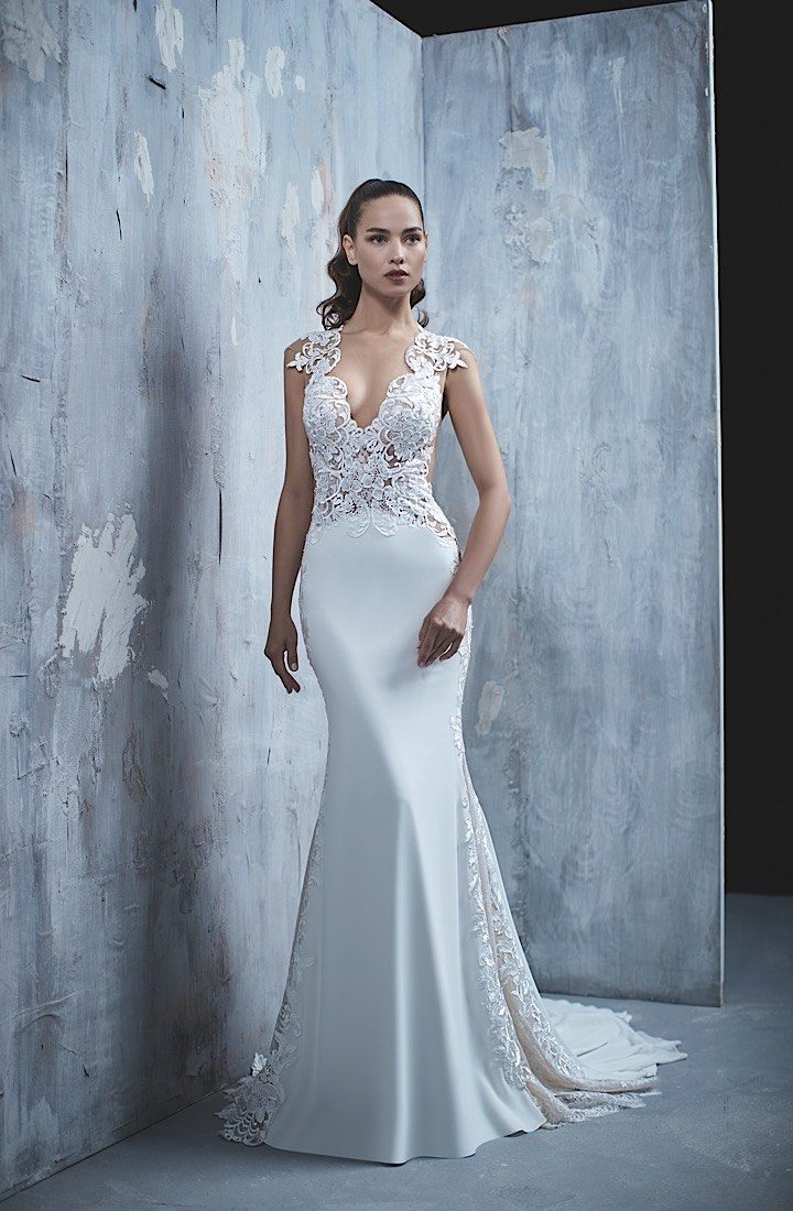 Maison Signore Wedding Dresses 2018 Collection with Luxury